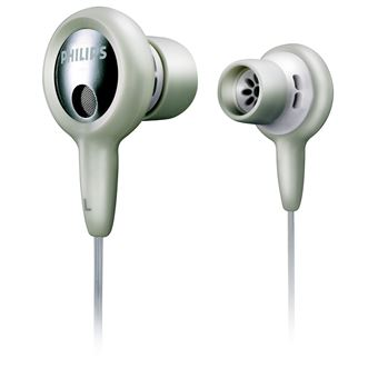 Auriculares Philips SBCHE590/00 Prateado