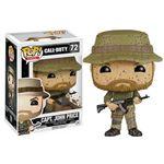 Funko Pop! Call of Duty - Capt. John Price