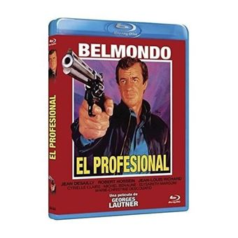 Le professionnel (1981) / El Profesional (Blu-ray)