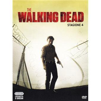 20th Century Fox The Walking Dead - Stagione 4 DVD 2D Inglês, Italiano Edição comum