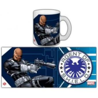 Caneca Marvel Nick Fury