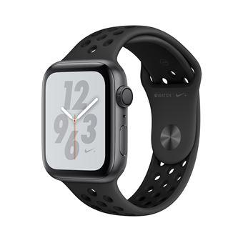 2ec67af037d Apple Watch Nike+ Series 4 OLED Cinzento GPS relógio inteligente -  Smartwatch - Compra na Fnac.pt