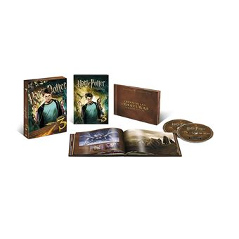 Harry Potter and the Goblet of Fire (Harry Potter 4) (+Book) / Harry Potter y el Cailiz de Fuego (2DVD)