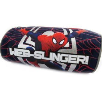 Estojo Spiderman azul vermelho
