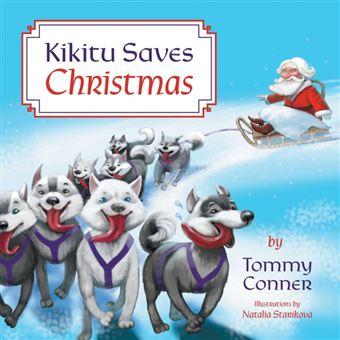kikitu Saves Christmas Paperback -