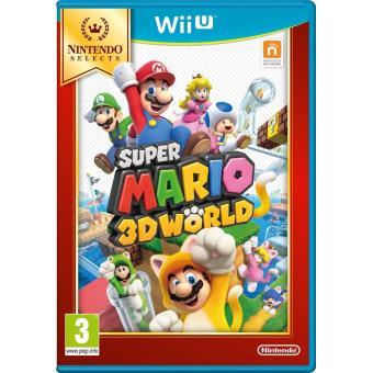 Super Mario 3D World Selects Wii U