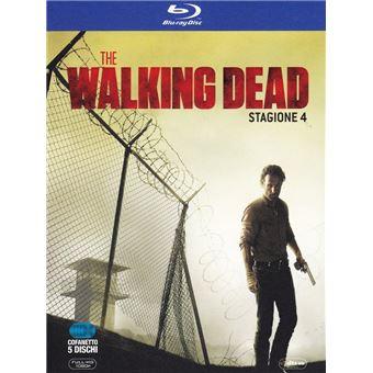 20th Century Fox The Walking Dead - Stagione 4 Blu-ray 2D Inglês, Italiano Edição comum