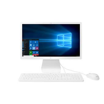 Desktop All-in-one LG 22V270-L N3450 1,10 GHz 4GB HDD 500GB Branco