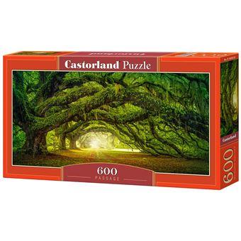 Puzzle Castorland Passage 600 pcs 600peça(s)