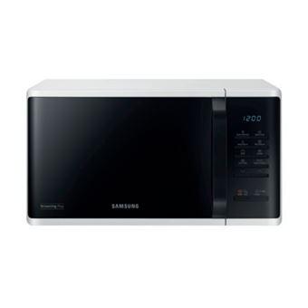 Micro-ondas Samsung MG23K3513AW 800W 23L Preto, Branco