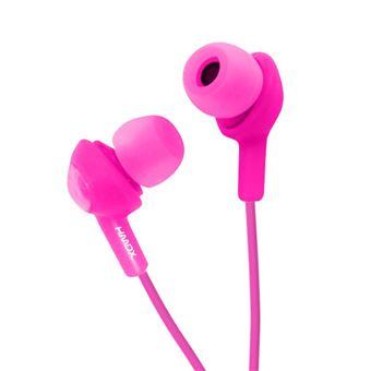 Auriculares HMDX SQSH+ Rosa