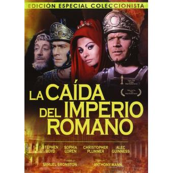 La Caída del Imperio Romano Ed Especial Coleccionista / The Fall of the Roman Empire (DVD)
