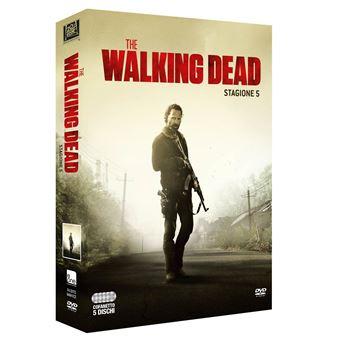 20th Century Fox The Walking Dead - Stagione 5 DVD 2D Inglês, Italiano Edição comum
