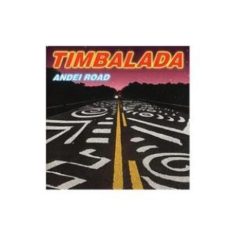 cd timbalada andei road