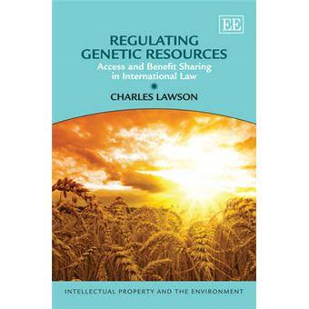 Regulating Genetic Resources