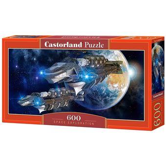 Puzzle Castorland Space Exploration 600 pcs 600peça(s)