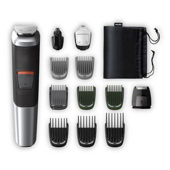 Aparador Philips 12-em-1, rosto, cabelo e corpo MG5740/15 Preto
