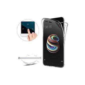 Capa Li-RK Full Cover 360º Transparente em Gel / TPU para Samsung Galaxy J6 Plus 2018