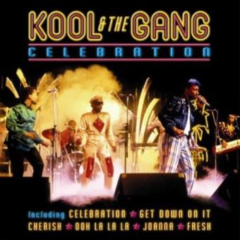 Kool & The Gang-celebration