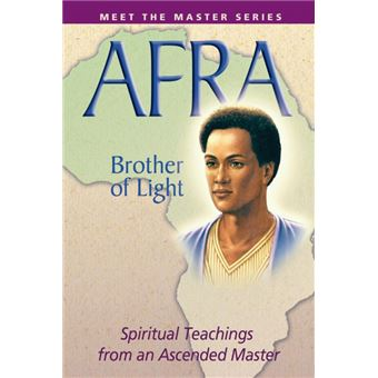 Afra - Brother of Light - Spiritual Teachings from an Ascended Master - Paperback - 2003
