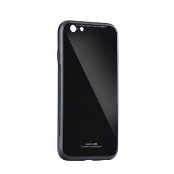Capa Glass Forcell para Huawei Y6 2019 Preta