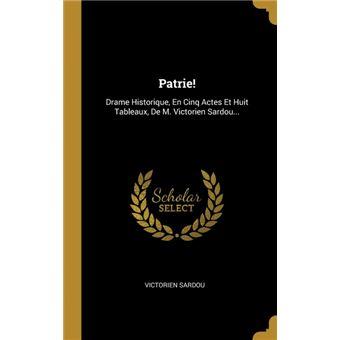 patrie! Hardcover