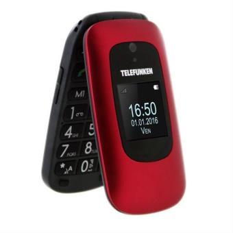 Smartphone Móvil Telefunken Tm250 Vermelho