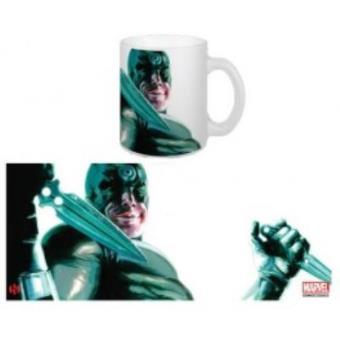 Caneca Marvel Bullseye