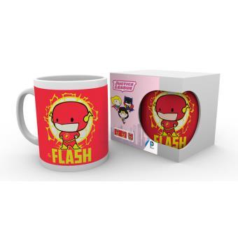 Caneca de Cerâmica GB Eye DC Comics Justice League Flash Chibi