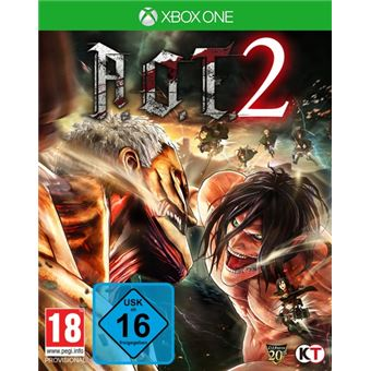 AoT 2 Xbox One