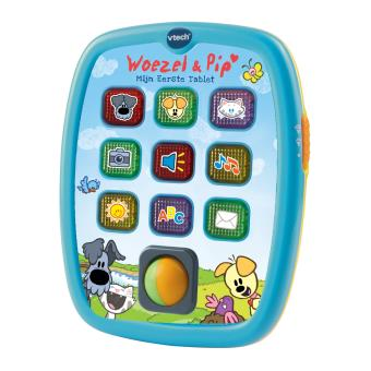 Brinquedo educativo VTech Baby Woezel & Pip - Mijn Eerste Tablet Menino/Menina  Multi cor