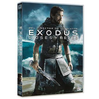 Exodus: Gods and Kings / Exodus: Dioses Y Reyes (DVD)