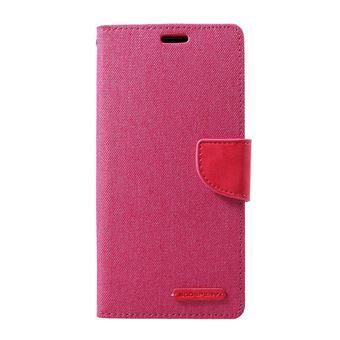 Capa Magunivers PU diário em tela rosa para Samsung Galaxy S10
