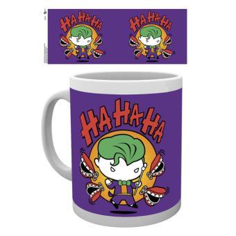 Caneca de Cerâmica GB Eye DC Comics Justice League Joker Chibi