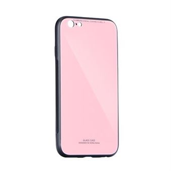 Capa Glass Forcell para Huawei Y6 2019 Rosa