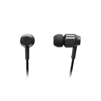Auricular Panasonic RP-HDE3ME-K Com fios Preto