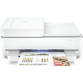 Impressora funções a Cores HP 6422 Wi-Fi