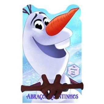 Disney. Frozen. Abraços Quentinhos