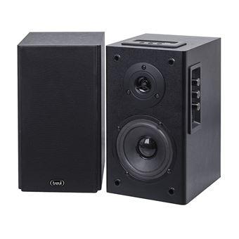 Trevi AVX 530 BT altifalante 2-way Preto Sem fios/Wireless Bluetooth/USB/RCA/3.5mm