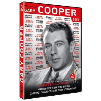 Gary Cooper Pack (6DVD)