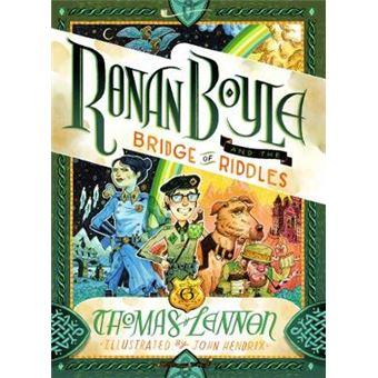 Ronan Boyle And The Bridge Of Riddles (Ronan Boyle 1)