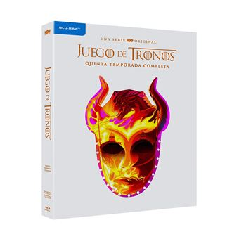 Games Of Throne Season 5 / Juego De Tronos Temporada 5 Ed.Limitada R.Ball (4DVD)