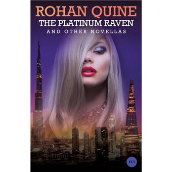 The Platinum Raven and other novellas - Paperback - 2014