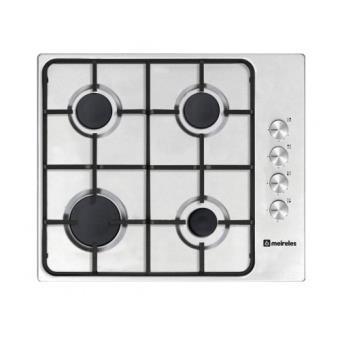 Placa de Cozinha a Gás Encastrável Meireles MG 3640 X Inox
