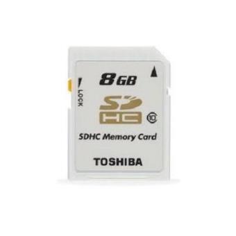 Toshiba SDHC 8GB