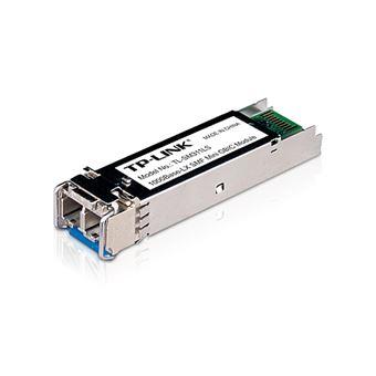 TP-LINK 1000base-BX Single-mode SFP Module conversor de rede de média 1280 Mbit/s 1310 nm