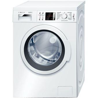 Máquina de Lavar Roupa Carga Frontal Bosch WAQ24468EE 8Kg A+++ Branco