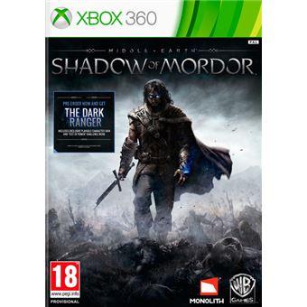 Middle-Earth: Shadow of Mordor + DLC Dark Ranger Xbox 360