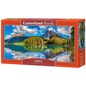 Puzzle Castorland Emerald Lake 600 pcs 600peça(s)