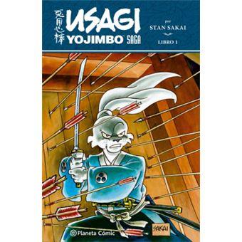 Usagi Yojimbo Saga 1